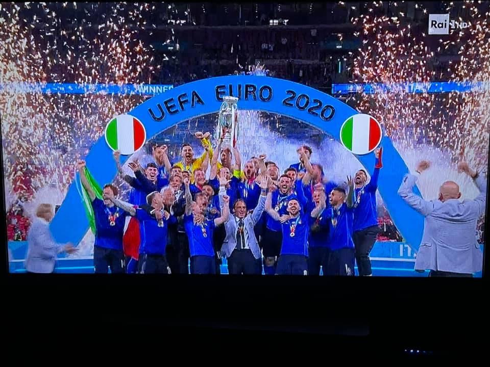 Italija je prvak Europe