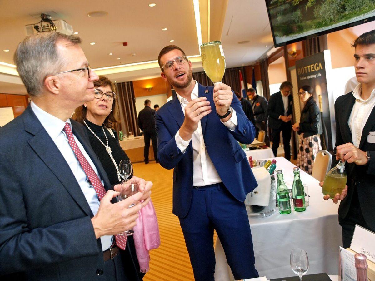 Održan prvi Prosecco Days – susret talijanskih proizvođača vina i ljubitelja mjehurića